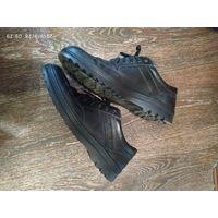 Туфлі восень вясна 46 - (47) размер натуральная скура. Туфли осень 46 размер, Указанно размер 47, купили жмут, новые натуральная кожа.