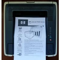 Принтер HP LaserJet P2015 + провода + заправленный увеличенный картридж