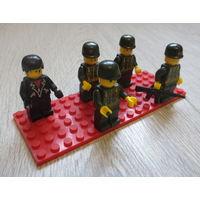 Лего. Brick. Cobi и др...человечки - солдатики...