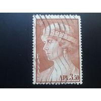 Греция 1956 королева София
