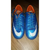Бампы (футзалки) Nike Mercurial 31р стелька 19,5 см