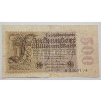 Германия Нотгельд 500 миллионов марок БЕРЛИН образца 1923