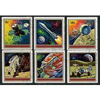 Бурунди 1972. Космос