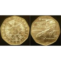 Австрия  5 евро 2008 г Караян