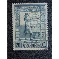 Португальский Мозамбик 1938 г.