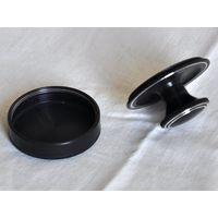 Оснастка металлическая карманная для клише круглой печати диаметром 40 мм