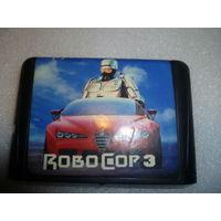 Картридж к SEGA. ROBOCOP 3