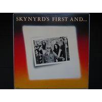 LYNYRD SKYNYRD - Skynyrd's First And... Last 78 MCA USA EX/EX