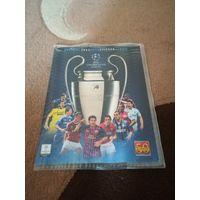 PANINI Лига Чемпионов УЕФА 2011-2012 - 100% заполненный альбом.