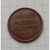 Палестина  1 милс 1927г