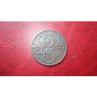 5 грошей 1925 год Польша