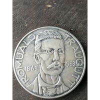 10 злотых 1933 год. Траугут.