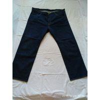 Американские джинсы LEVI STRAUSS & Co.Модель 501.W 46 L 34.На пуговицах.Пояс 128 см.