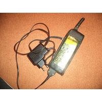Один из первых сотовых телефонов Benefon SIGMA (мод. 1998 года)