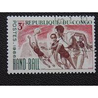 Конго 1966г. спорт