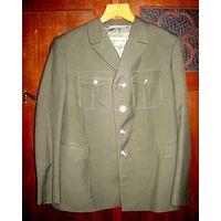 Китель старшего офицерского состава (1991-1994гг.) защитного цвета