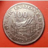 31-12 Индонезия, 100 рупий 1978 г.