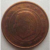 Бельгия 2 евроцента 2006 г.