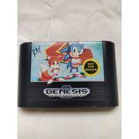 Картридж Sega Genesis Sonic2
