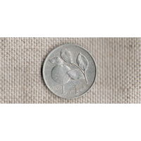 Италия 1 лира 1949 /флора/(Va)