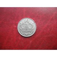 1 злотый 1929 года Польша (о)