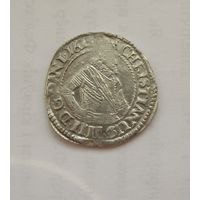 Дания. Кристиан IV. Марка 1615 г. Штемпельный блеск!