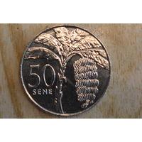 Самоа 50 сене 2002