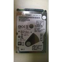 "Жёсткий диск винчестер HDD SATA 2,5"" HGST Z5K500-500 500Gb."