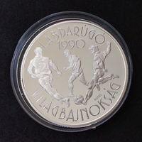 Венгрия 500 форинтов 1988 Серебро по ц.м. PROOF не идеален