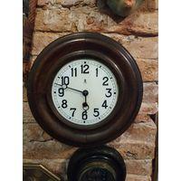 Часы настенные дерево маятник Gustav Becker Густав Беккер Клейма 027 без Минималки Большой Весенний Аукцион! Никакой минимальной цены! Не упустите!