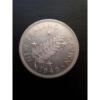 Крона 1949 новая зеландия