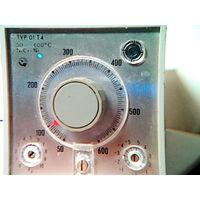 Электронный регулятор температуры TYP 01 T4  50-600 гр.С  NiCr-Ni