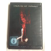 РАСПРОДАЖА DVD! THEATRE OF TRAGEDY - LAST CURTEIN CALL