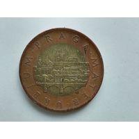 50 крон 2009 года. Чехия. Монета А3-3-11