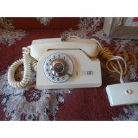 Телефон ТАЭ-4С, СССР, Правительственная вертушка, новый.
