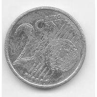 Торги с 10-ти копеек! 2 евроцента 2009  Словакия. ЕС