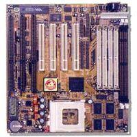 Ретро-плата 35-8333-03 (Aristo AM-430TX+): Socket-7, ISA x3, PCI x4, SIMM x4, DIMM-SDRAM x2, разъём питания под БП AT - плата под ретро-процессоры Pentium (Intel, AMD, Cyrix).