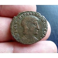 Констанций Галл (325-354 г. н. э.). Фоллис.