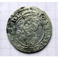 6 грошей 1666 ат