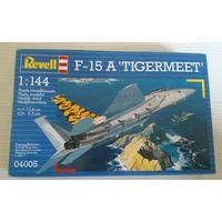 Модель самолета F-15A TIGERMEET revell