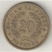 Финляндия 20 марка 1937