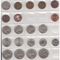 Монеты США. Возможен обмен