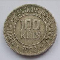 Бразилия 100 рейс 1933