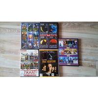 Фильмы на DVD (цена за 1 шт.)