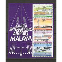 Малави 1983 Авиация