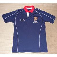 Высококачественная мужская футболка с воротником 46-50(SML).