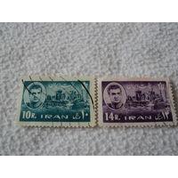 Почтовые марки Иран 6