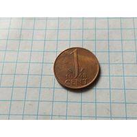 Нидерланды 1 цент, 1948