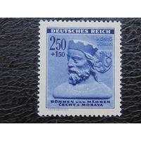 Рейх. Богемия и Моравия 1943г.