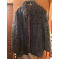 Куртка мужская из искусственного меха размер 50-52